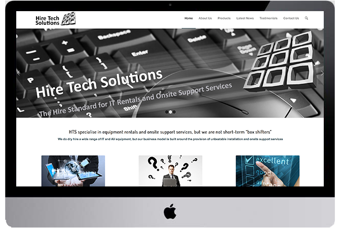 Hire Tech Solutions