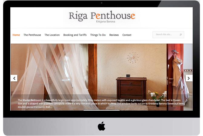 Riga Penthouse